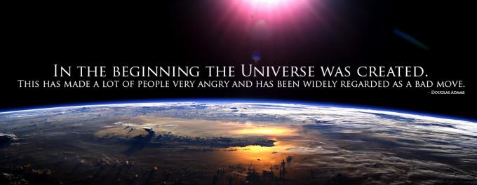 DA Universe