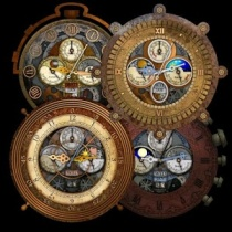 steampunk-watch