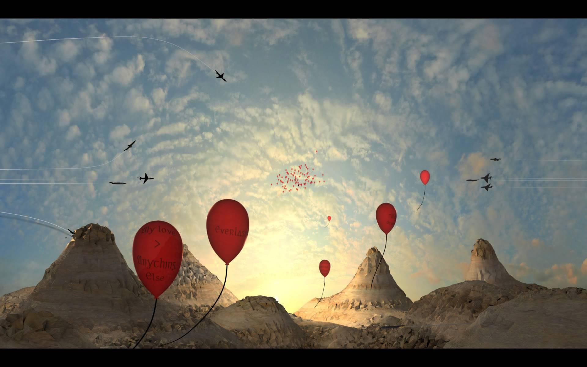Deutsch Sprechen 99 Luftballons