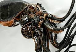 Meccanismo-Complesso-Octopus-Steampunk