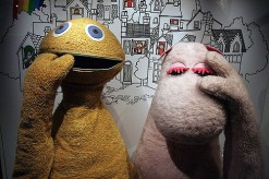 Zippy and George