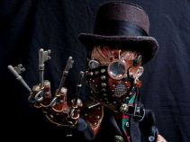 Difference engine mask