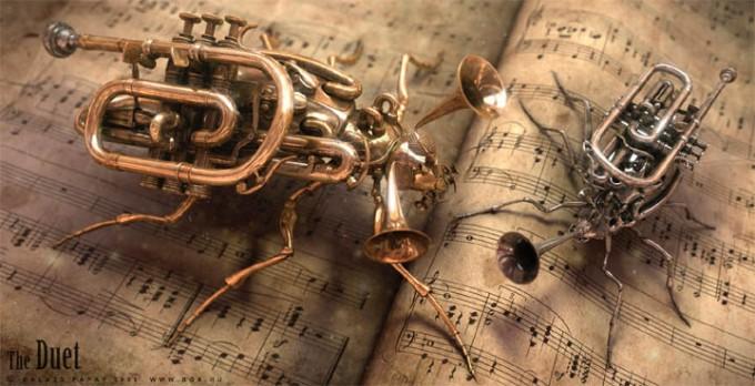 Bug instruments