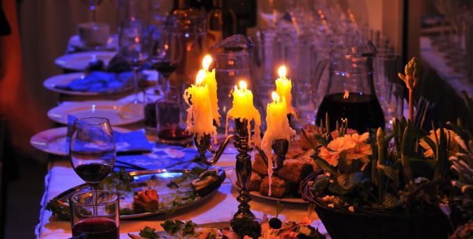 Gothic dinner