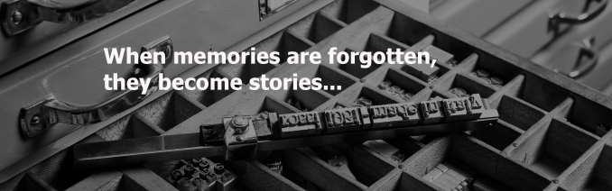 Bookshelf memories