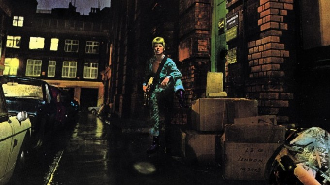 Ziggy Stardust cover art