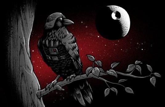 Crow Star Wars