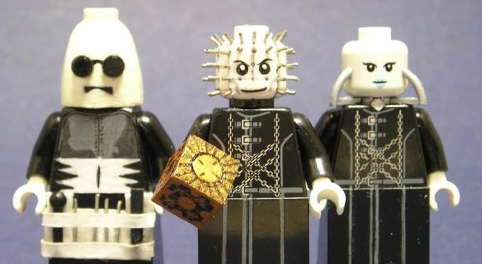 Pinhead Lego