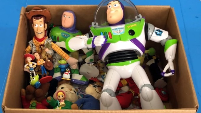 Toy Story Box