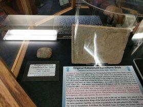 Mesopetanian tablets