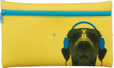 Dog Pencil Case