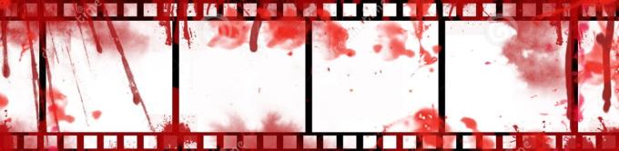 blood film strip