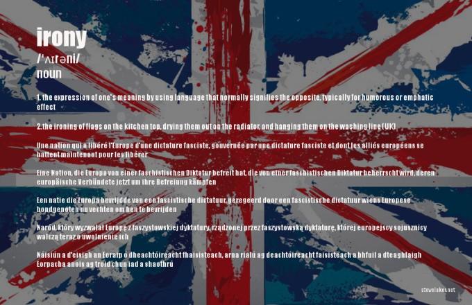 Brexit Irony