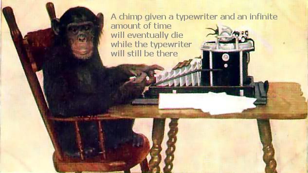 Dead typewriter
