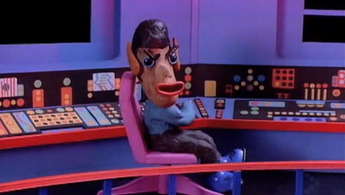 StarTrekkin Spock