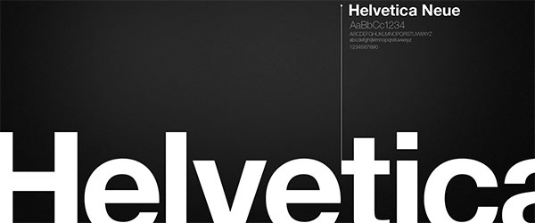 Helvetica-the-typeface