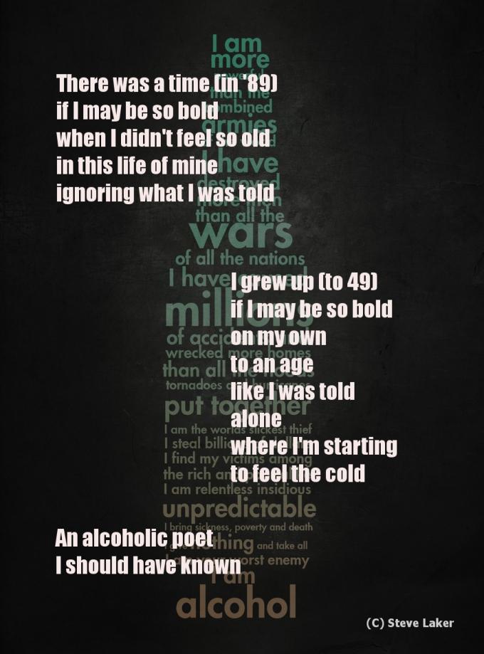 Alcoholic Poet
