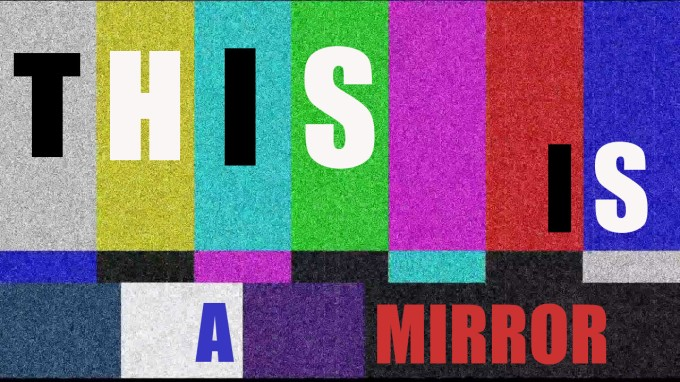 Mirror Test Card