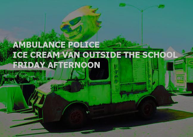 Ambulance police