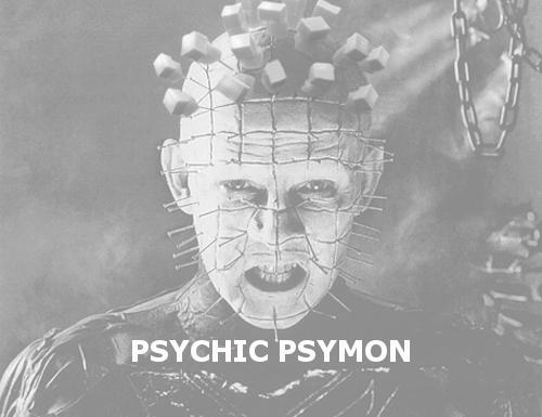Psychic Psymon