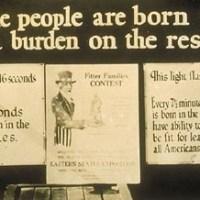 The personal politics of eugenics