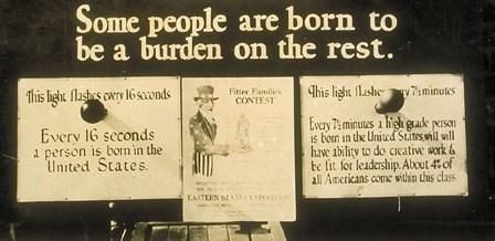 Eugenics Burden