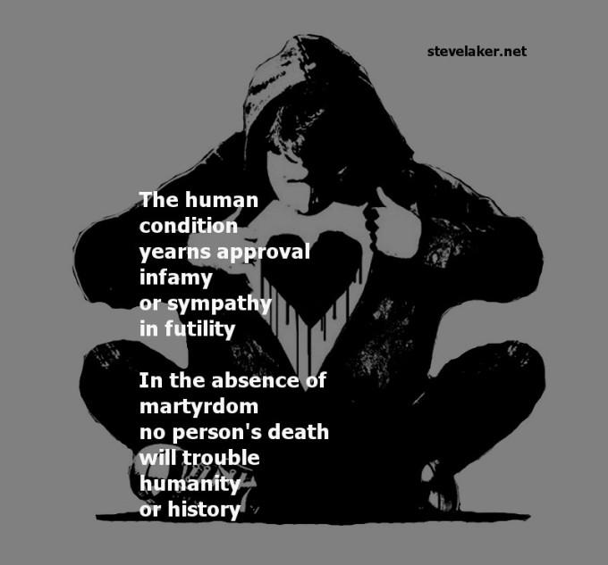 Monkey Black heart infinity