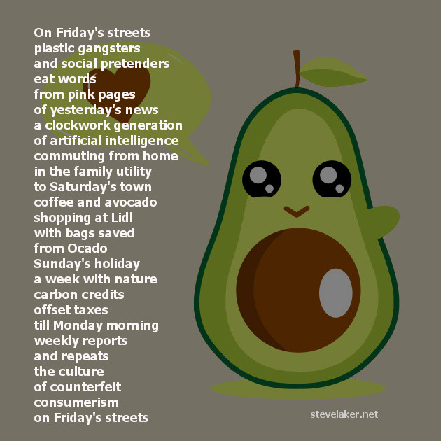 Avocado 2 poem