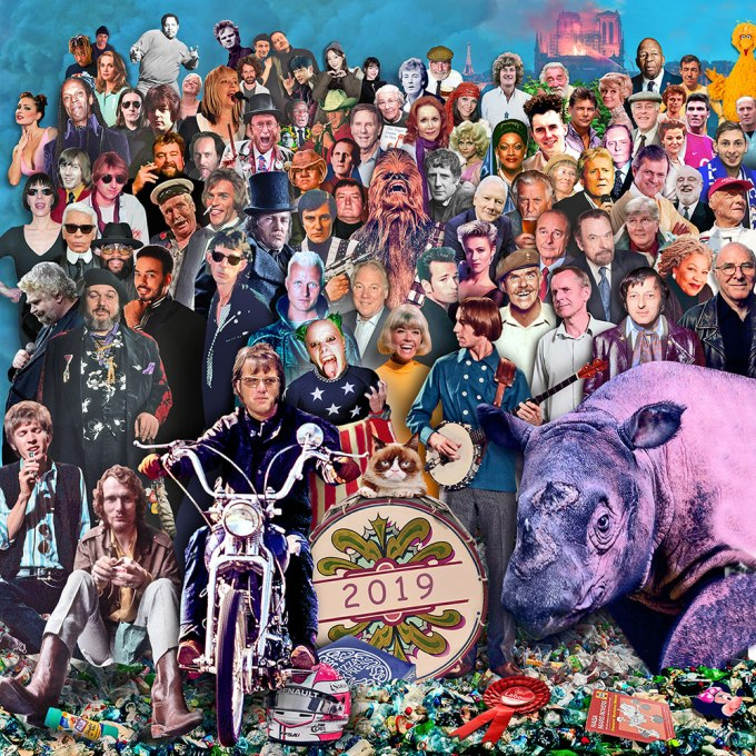 Sgt Pepper 2019