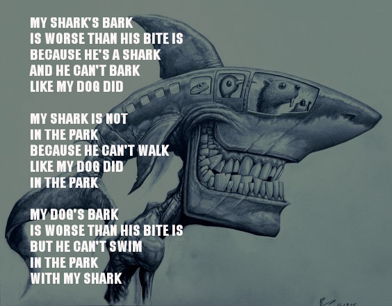 My Surreal Shark